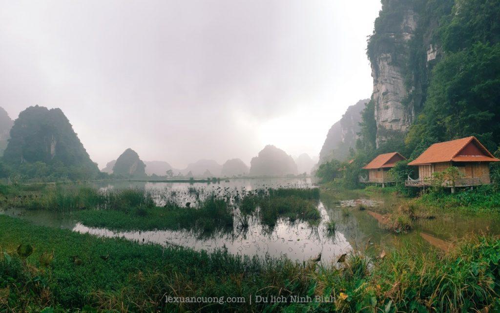 kinh nghiem du lich ninh binh 41 1024x641 - Kinh nghiệm du lịch Ninh Bình 2 ngày cuối tuần: Tràng An, Tam Cốc, tắm vua Sao Sa