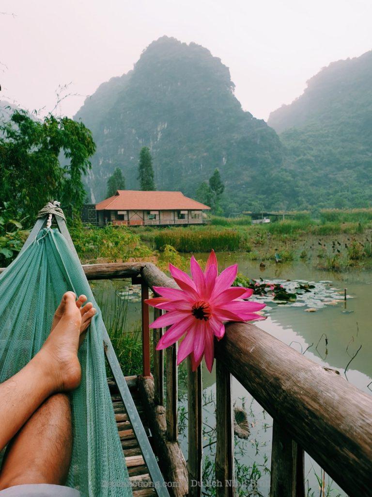 kinh nghiem du lich ninh binh 5 768x1024 - Kinh nghiệm du lịch Ninh Bình 2 ngày cuối tuần: Tràng An, Tam Cốc, tắm vua Sao Sa