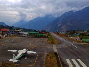 Sân bay Tenzing-Hillary tại Lukla