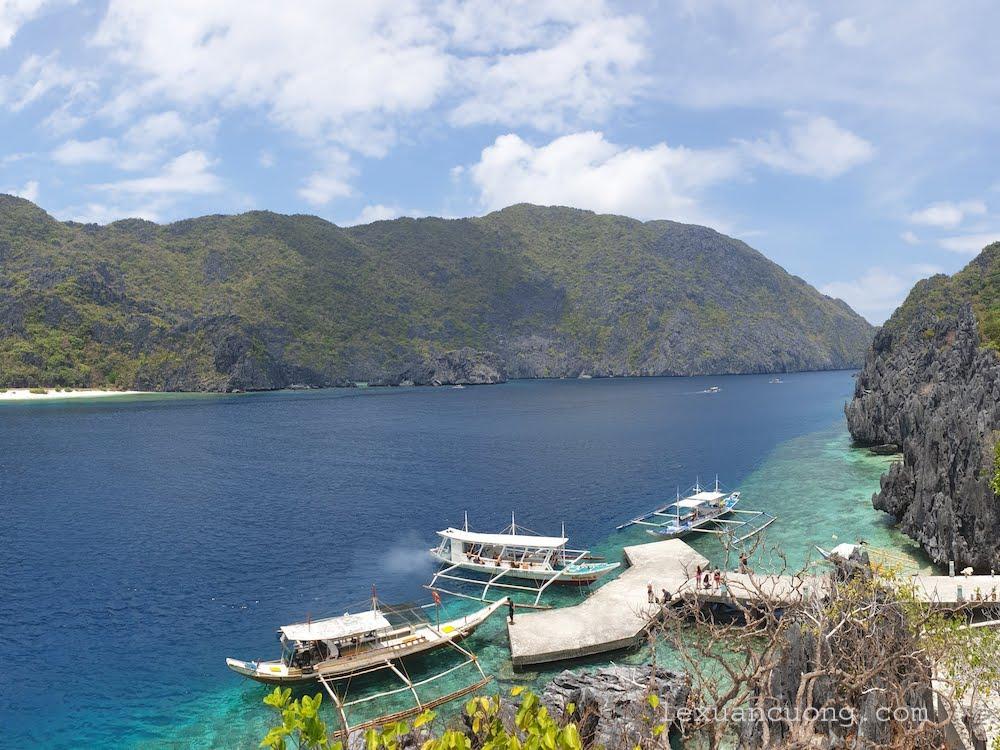 Biển Philippines đẹp hơn nhiều bãi biển mình từng ghé