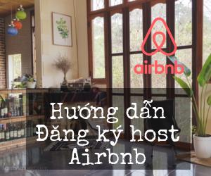 Đăng ký Host Airbnb