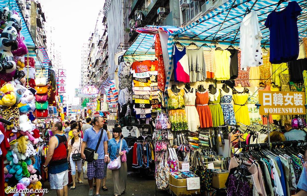 Mongkok – khu mua sắm bình dân nổi tiếng nhất Hong Kong. @the culture trip