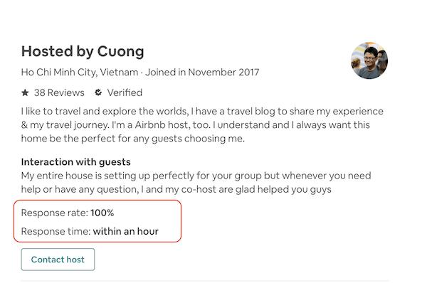 Hướng dẫn airbnb host 600x398 - Khách du lịch đặt phòng Airbnb quan tâm điều gì? Host cần biết để tối ưu hiệu quả