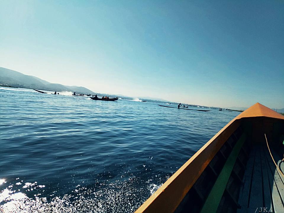 Chào Inle, hồ nước ngọt lớn nhất ở Burma