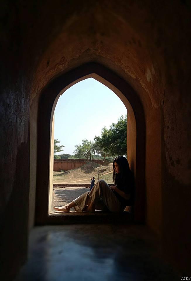 Old Bagan với những đền đài đẹp đến mê hồn
