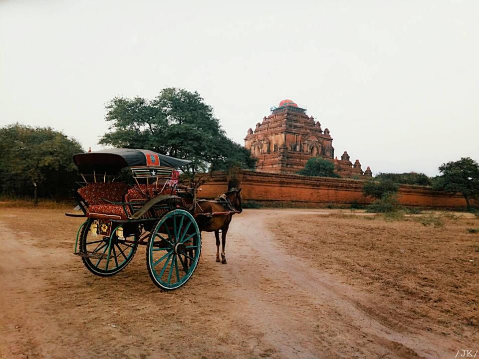 Yên bình đền Sulamuni, Bagan