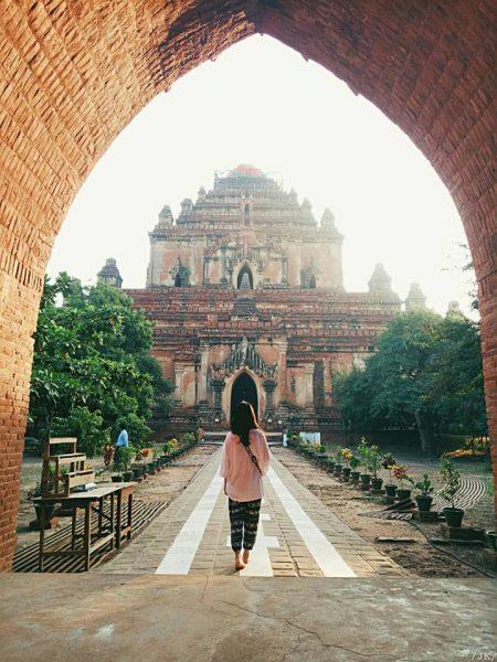 ĐềnYên bình đền Sulamuni, Bagan