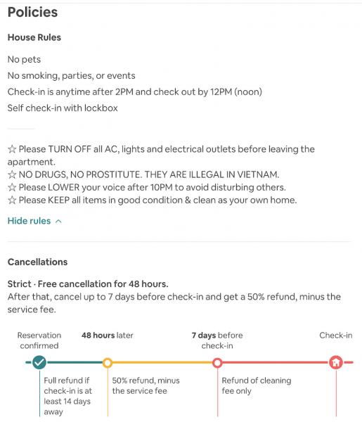 huong dan toi uu listing Airbnb 4 515x600 - Khách du lịch đặt phòng Airbnb quan tâm điều gì? Host cần biết để tối ưu hiệu quả