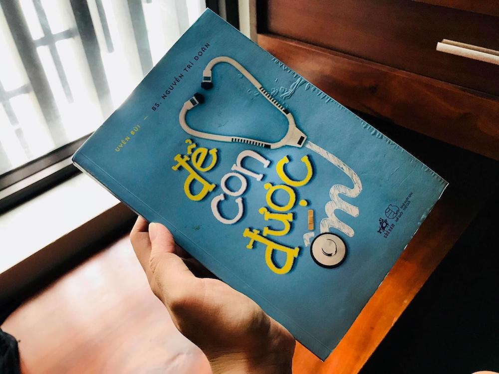 review sách Để Con Được Ốm, sách dành cho các mẹ bỉm sữa, Review sách dành cho mẹ bỉm sữa