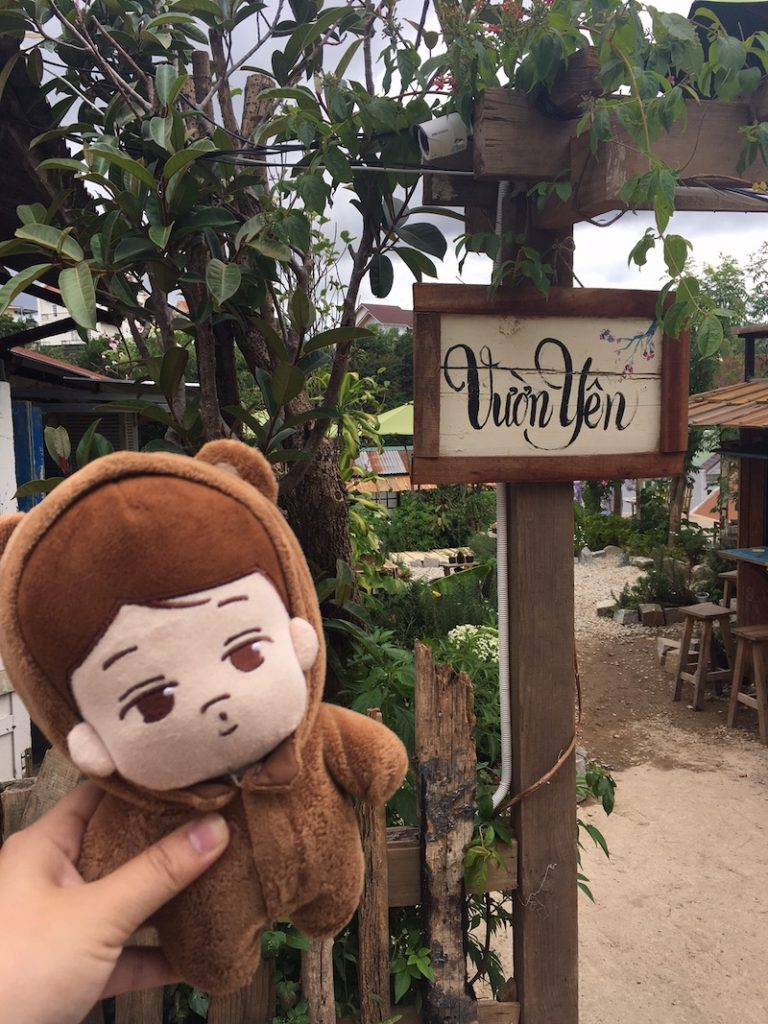 Quán cà phê Vườn Yên