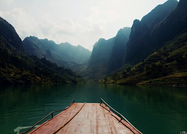 sông Nho Quế 2 600x431 - Kinh nghiệm du lịch Hà Giang đầy đủ & chi tiết