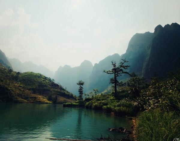sông Nho Quế 600x472 - Kinh nghiệm du lịch Hà Giang đầy đủ & chi tiết