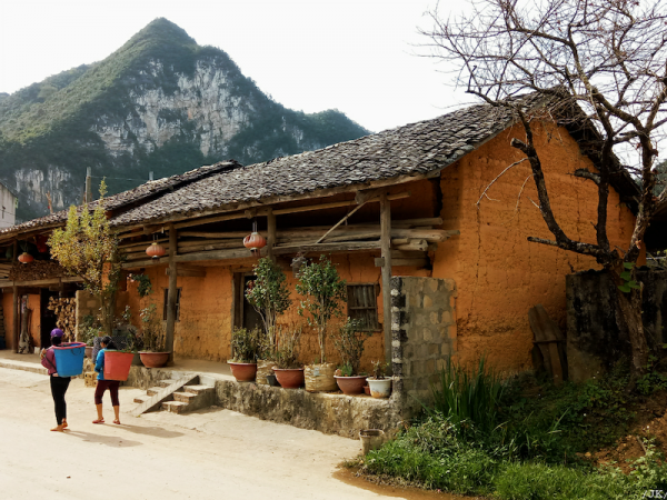thị Trấn Phó Bảng 4 600x450 - Kinh nghiệm du lịch Hà Giang đầy đủ & chi tiết