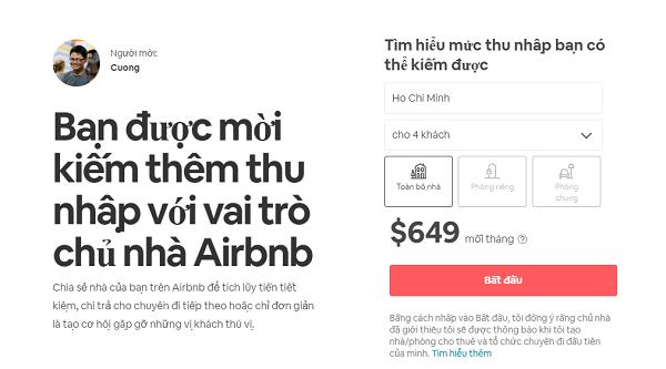 Host Airbnb Cuong Ly - Kinh nghiệm vận hành tốt trên Airbnb và kinh doanh homestay hiệu quả