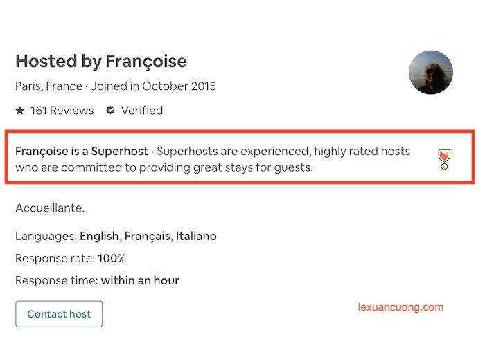 Super host trên Airbnb  - Airbnb Superhost là gì? Làm thế nào để đặt danh hiệu Super Host trên Airbnb