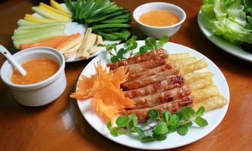 nem nuong - Kinh nghiệm du lịch Nha Trang chi tiết: Ăn gì, chơi gì, ở đâu?